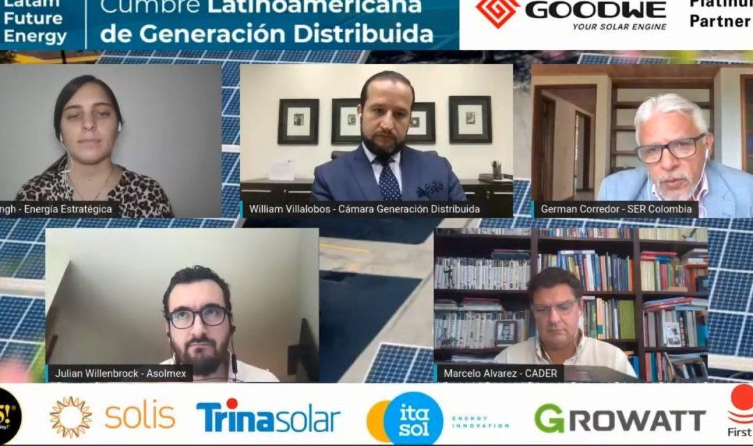 Punto por punto: La mirada de empresarios para activar conexiones de generación distribuida en Colombia