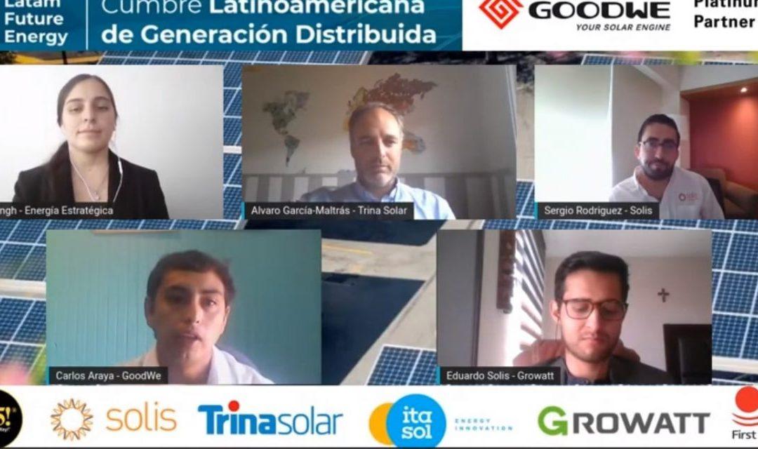 Goodwe se prepara para atender dos nuevos segmentos clave del mercado fotovoltaico en Chile