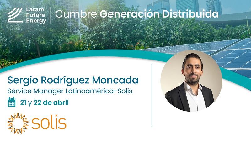 """Sergio Rodríguez de Solís: """"La generación distribuida tiene grandes oportunidades en México»"""